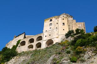 Il maestoso Castello Aragonese